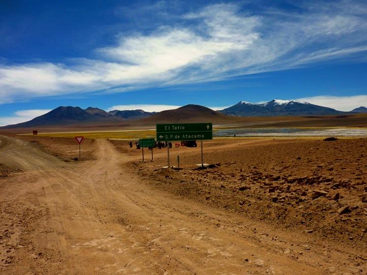 In Atacama