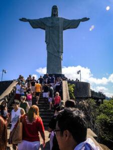 South America 360 Expedition – Brazil, Foz do Iguacu to Rio de Jenairo – Crew Report